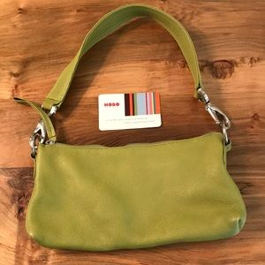 Green Hobo International Purse